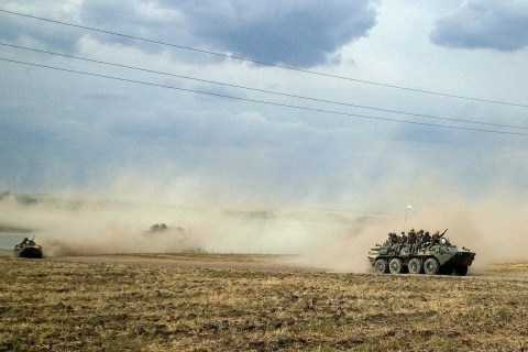 NATO Chief Rasmussen: Russian Troops Are Fighting Inside Ukraine
