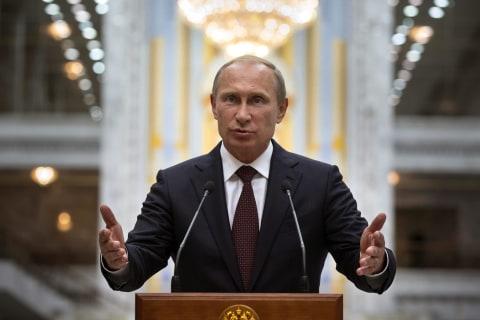 Ukraine, Explained: What Is Vladimir Putin Doing?