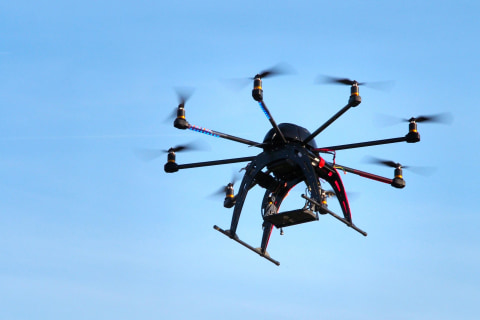 FAA Gives Green Light for Six TV, Movie Companies to Use Drones
