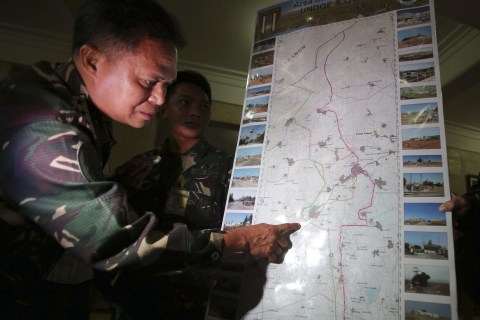 Filipino Peacekeepers Safely Escape Syrian Rebels in Golan Heights