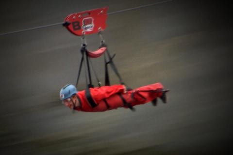 WATCH: What It's Like to Ride World's Fastest Zipline