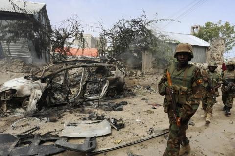 U.S. Launches Airstrike Against Islamist Rebels in Somalia