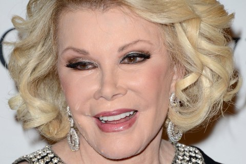 Civil Case in Joan Rivers' Death Settled