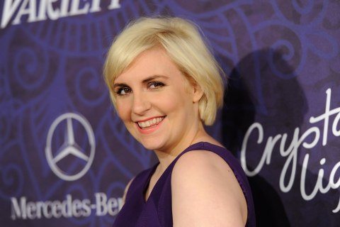 Lena Dunham Will Pay Book Tour Warm-Up Acts