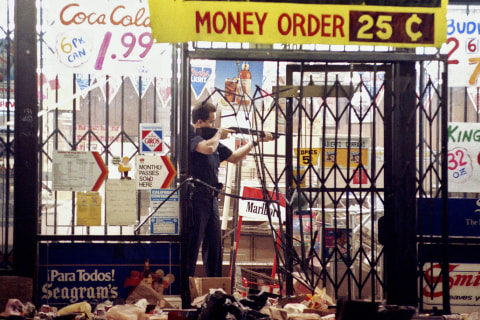 What Ferguson Cops Can Learn From LAPD Response to Rodney King Riots