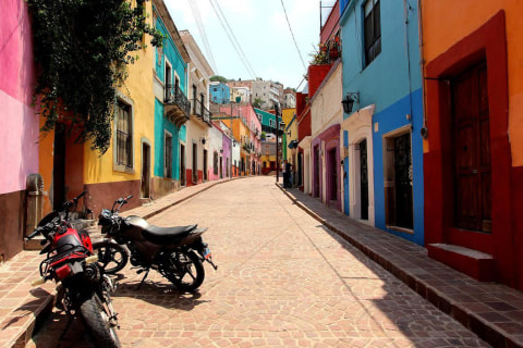 Hispanic Heritage: Stunning Tourist Sites From Our Homelands