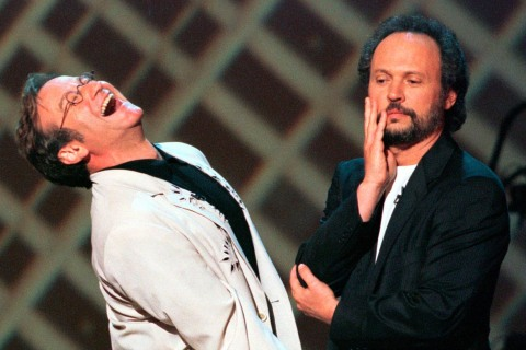 Billy Crystal: Robin Williams Emmy Tribute 'Hardest Thing I've Ever Had to Do'