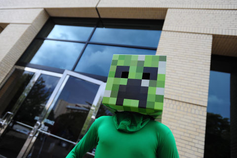 Microsoft to Buy 'Minecraft' Creator Mojang for $2.5B