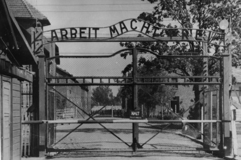 Ex-Auschwitz Guard Oskar Groening Accused of Role in 300K Deaths