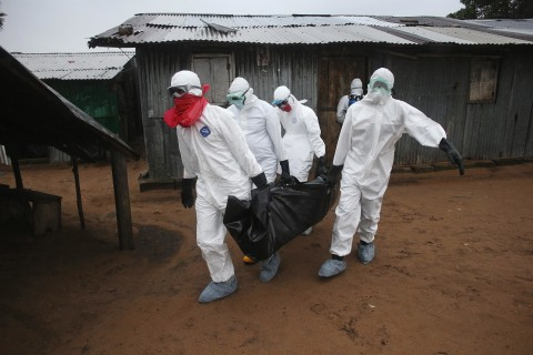 Ebola Surge: Obama to Announce Military-Led Fight