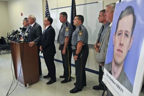 Eric Frein, 'Survivalist' Wanted in Trooper Ambush, Eludes Manhunt