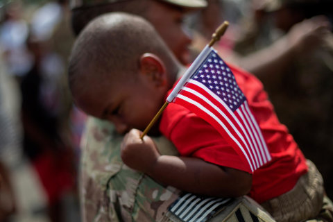 Two Hundred Georgia Guardsman Return Home from Afghanistan