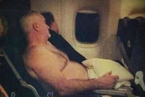Social Media Campaign Shames Bad Airline Passengers