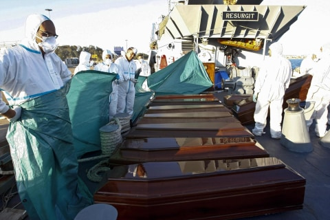 Deadly Migrant Shipwreck Off Malta Highlights Desperation