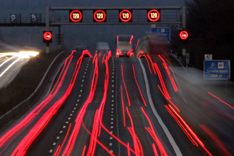 German 'Blitz Marathon' Aims to Snare Speeders on Country's Roads