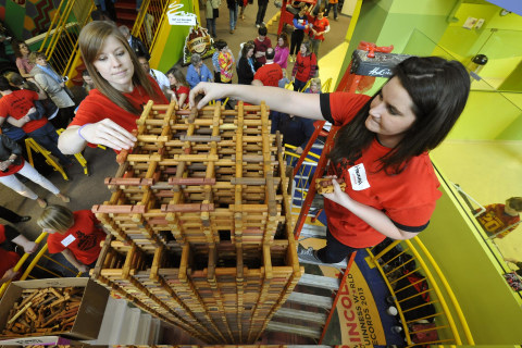 Coming Home from China: Lincoln Logs to be 'Made in USA' Again
