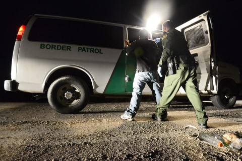 Border Patrol To Test Body Cameras