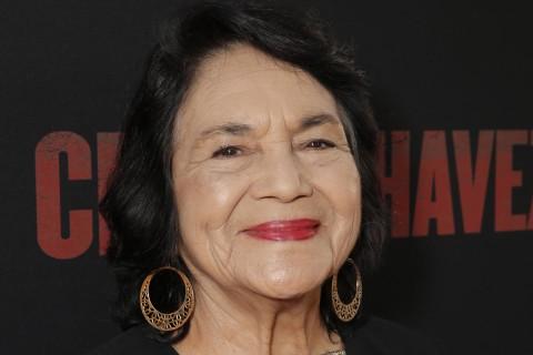 Even Dolores Huerta Gets Jabbed in Latinos' Immigration Quarrel