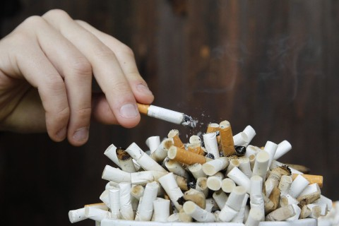 Calling It Quits: American Smoking Hits 50-Year Low