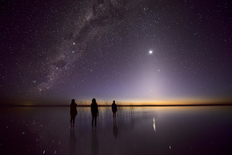 Beauties of the Night Sky Get the Royal Treatment