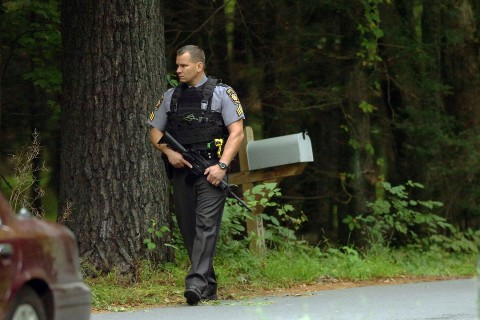 Suspect Eric Frein Likely Planned Ambush for Months: Police