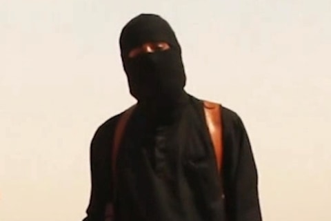 Why Naming Jihadi John Could End His 'Super-Villain' Status