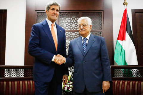 Will Palestinian President Abbas Turn to U.N. Security Council?