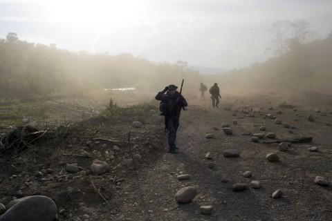 Peru's Dynamite-Proof Cocaine Trade