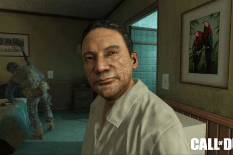Rudy Giuliani Takes On Manuel Noriega in 'Call of Duty' Suit