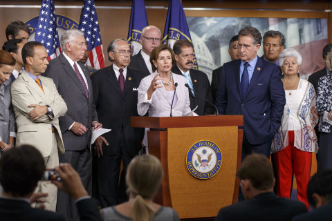 Pelosi: Immigration Delay Could Mean Stronger Year-end Action