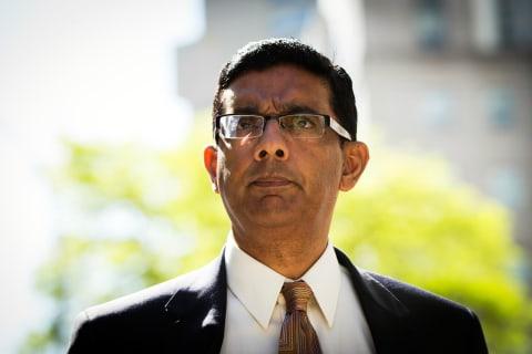 Dinesh D'Souza, Conservative Firebrand, Set to Debut Anti-Clinton Film