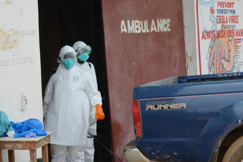 Liberia Urges Ebola Survivors to Stop Having Sex