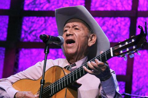 """Tejano Music Legend Manuel """"Cowboy"""" Donley, 87, Still Strumming"""