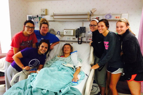 Oklahoma Bus Crash Survivor's Recovery Is a Team Effort
