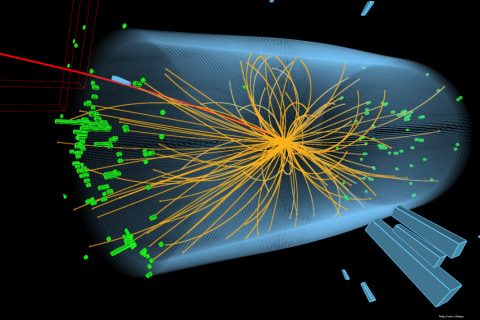 LHC Data Turned Into Smashing Music for CERN's 60th Birthday