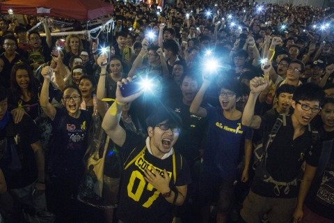 Hong Kong Protesters' Phones Targeted by Chinese Malware, Experts Say