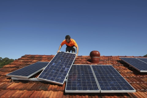 Solar Energy Could Pass Fossil Fuels by 2050, IEA Says