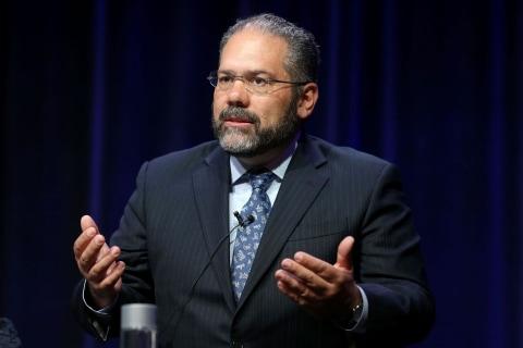 Newsman Ray Suarez: Latinos Prosper, America Prospers