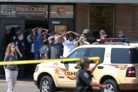 Suspect Arrested in Kentucky Fern Creek High School Shooting