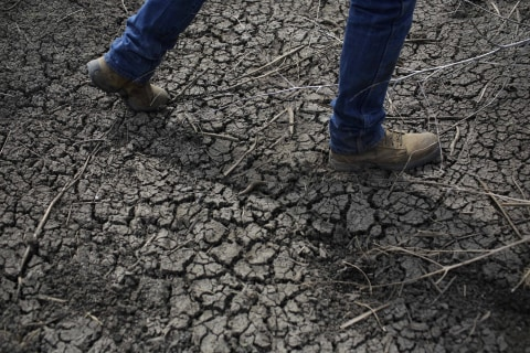 California Drought Linked to Human-Caused Warming: Study