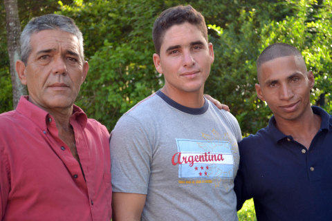 Cuban Migrants Tell Of Dangerous Ordeal To The U.S.