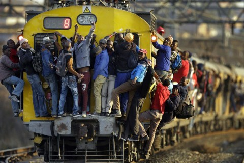 Commuting Gets Creative for Global Rush Hour