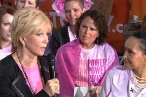 Joan Lunden: What I Wish I Knew Before Breast Cancer