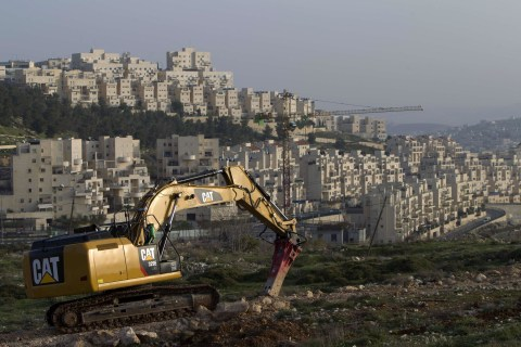 U.S. Slams Israel Housing Construction Plan