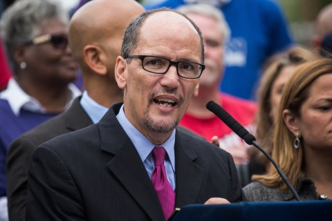 Labor Sec. Perez On Immigration: We Have to Get It Right