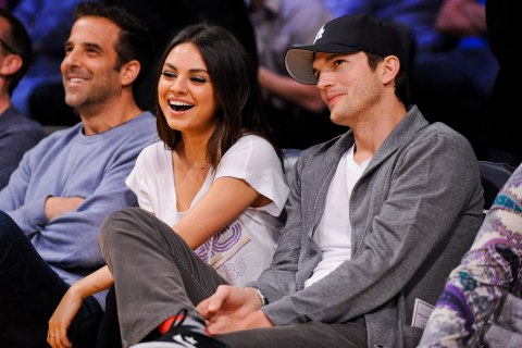 Mila Kunis and Ashton Kutcher Welcome Baby Girl: Report