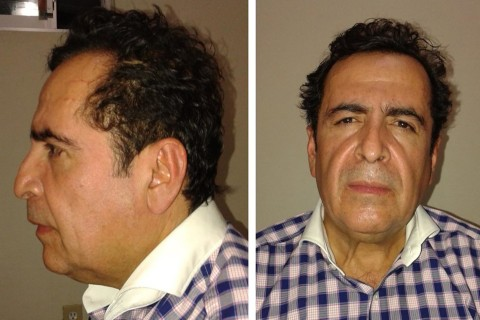 Mexican Drug Lord Hector Beltran Leyva Arrested in Restaurant