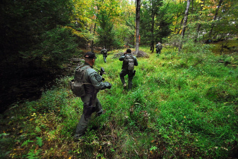 Capture of Accused Cop Killer Eric Frein Saves Halloween