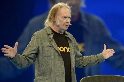 Neil Young's Pono Music Player Is Ready to Take on the iPod