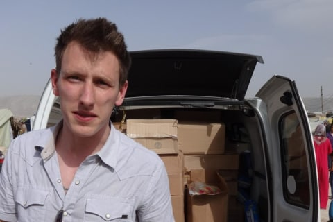 Mother of ISIS Hostage Peter Kassig Makes New Plea For Son's Safety